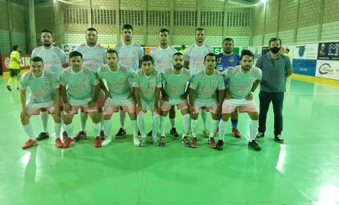 Time de Futsal de Corumbaíba participa pela primeira vez da Copa do Brasil de Futsal