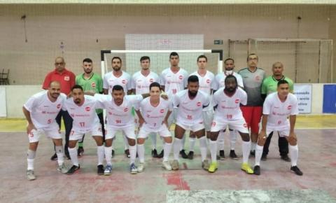 Lázio estreia na Copa do Brasil Sicredi com derrota para o AJJR de Brasília