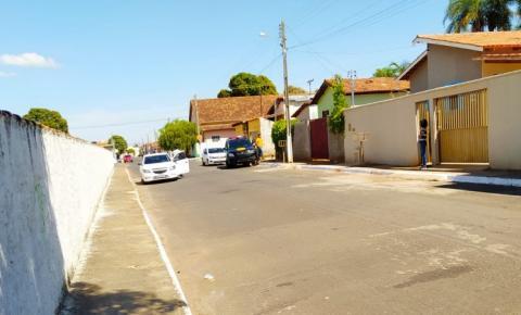 Homem é preso pela CPT de Caldas Novas na cidade de Corumbaíba