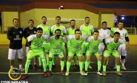 CEC CORUMBAÍBA vence mais uma na Copa Goiás de Futsal