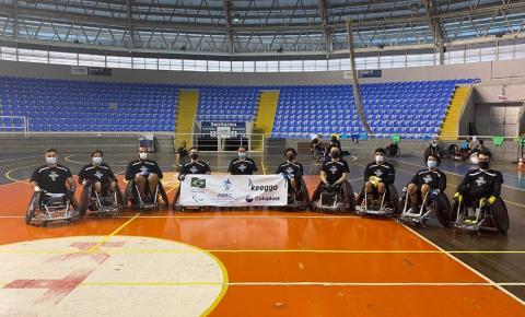 keeggo contrata atletas da seleção brasileira de rugby em cadeira de rodas