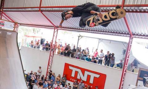Atibaia recebe etapa do Skate Vert Battle no próximo sábado (16)