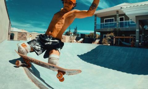 Primeiro evento exclusivo aos paraskatistas no Skatepark Sport Club Corinthians Paulista