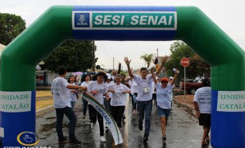 I Olimpíada de Pessoas com Deficiência que aconteceu  no Centro Multidisciplinar de Atendimento Especializado Hilda de Bragança Quinta