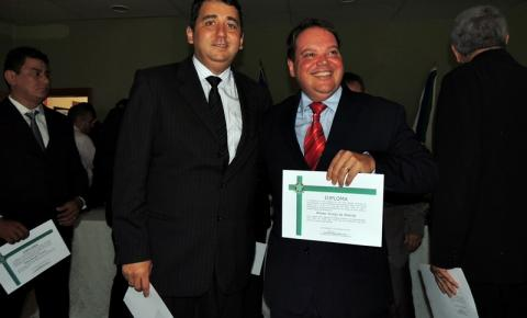 Diplomação do prefeito, Vice e vereadores de Corumbaiba