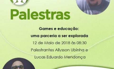 Instituto promove workshop gratuito sobre a relação entre Games e a Educação