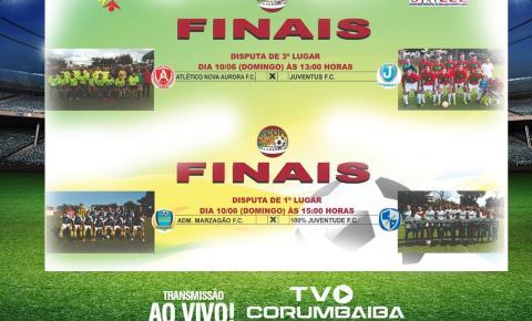 Amanhã final do campeonato Regional de Campo de Nova Aurora