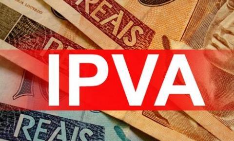 Mudança prazo IPVA 2017 em Goiás