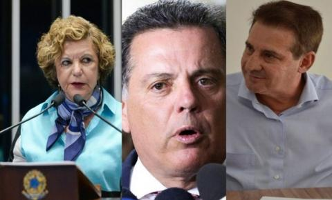 Ibope: Marconi, Lúcia Vânia e Vanderlan Cardoso lideram pesquisa ao Senado