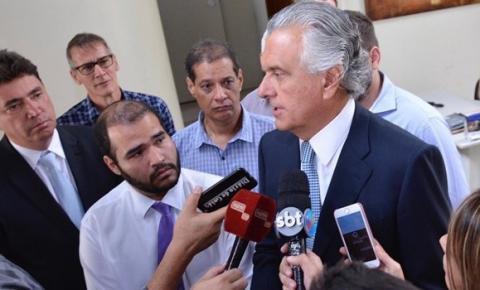 Tratada como prioridade, reforma administrativa de Caiado fica para início de 2019