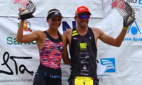 Quarta e última etapa do 28º Troféu Brasil de Triathlon define Fernanda Garcia e Marcus Fernandes como campeões 2018