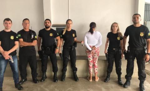 Pela segunda vez, mulher é presa tentando entrar no presídio de Catalão com droga nas partes íntimas