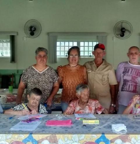 Lar Dona Chiquinha recebe atenção especial da Administração Municipal de Corumbaíba