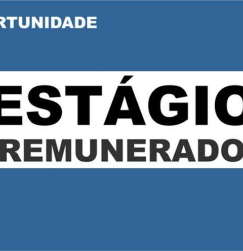 PROGRAMA DE BOLSA DE ESTÁGIO REMUNERADO 2020 DE CORUMBAÍBA