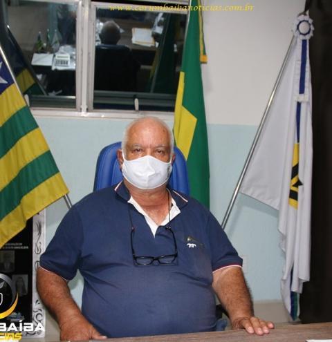 Presidente da Câmara Antônio Pádua faz resumo sobre o primeiro semestre de 2020