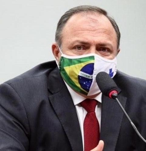 Ministro quer diminuir contaminação da Covid-19 para depois imunizar