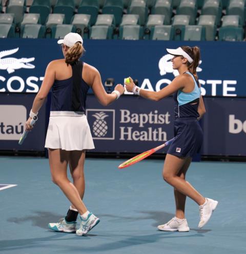Luisa Stefani é superada em Madri e segue para torneio na França