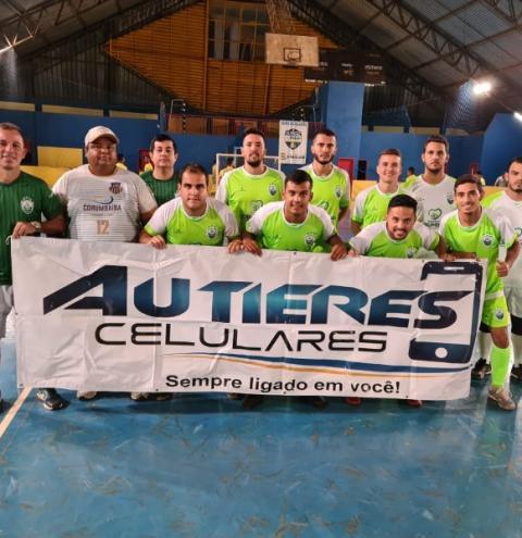Equipe Futsal de Corumbaíba estreia na Copa Araguari  Futsal  Abertão Série Ouro  2021