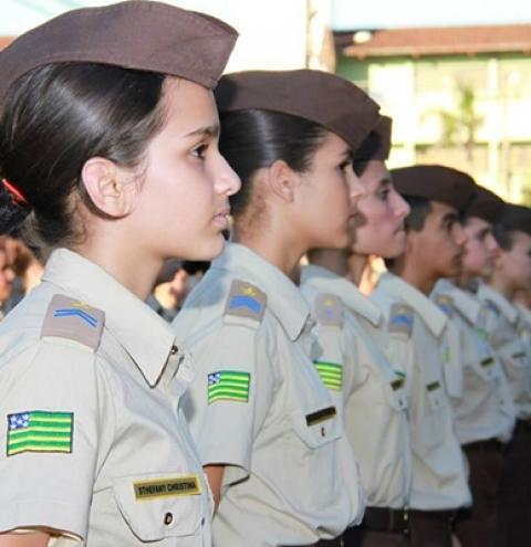 Colégios Militares oferecem mais de 5,6 mil vagas para 2018