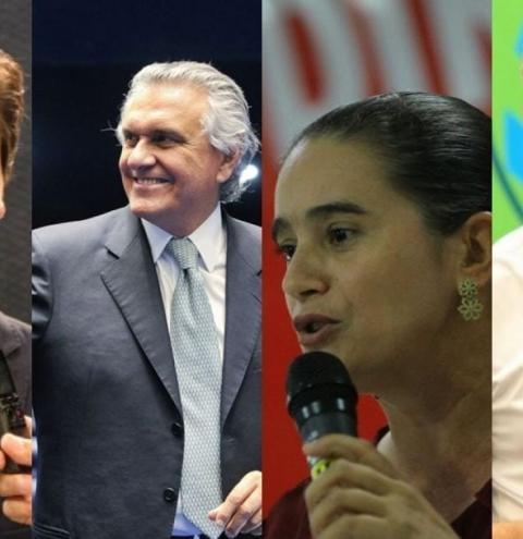 Conheça o perfil dos candidatos ao Governo de Goiás